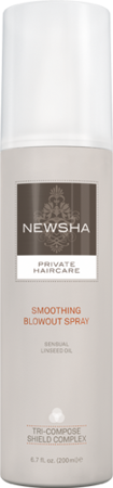 Spray Newsha Smoothing Blowout 60 ml.